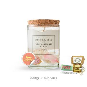 Botanica Candle Rose