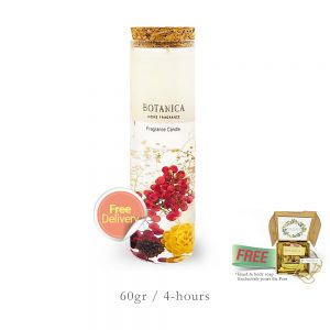 Fleur Candle Berry