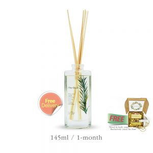 Message Bottle Diffuser Herbal