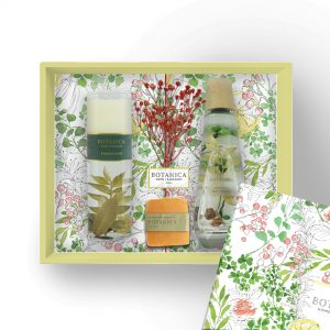 Botanica Gift Set Package – Fleur Beauty (Dewdrop Diffuser & Fleur Candle)