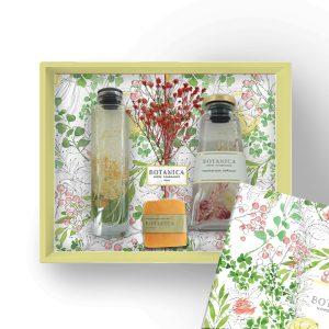 Botanica Gift Set Package – Flower Luck (Fiore & Herbarium Diffuser)