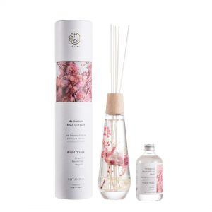 Dewdrop Diffuser – Primm Flower 150ML with 100ML Refill