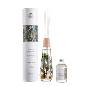 Dewdrop Diffuser – Neat Herbs 150ML with 100ML Refill