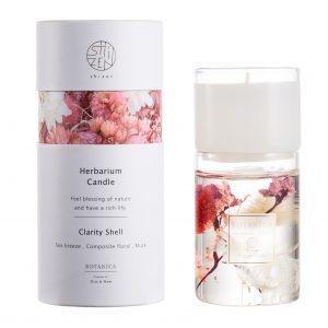 Herbarium Candle – Primm Flower